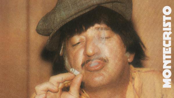 "Guillermo Zuluaga ""Montecristo"" Humor y marihuana"