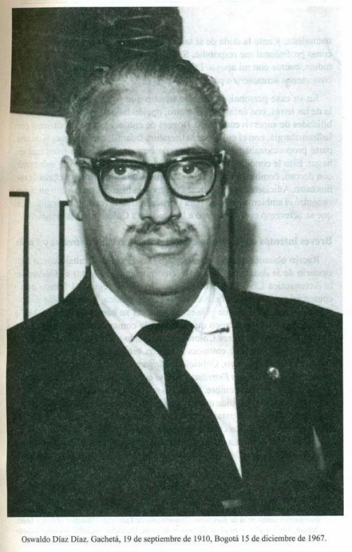 Oswaldo Díaz Díaz