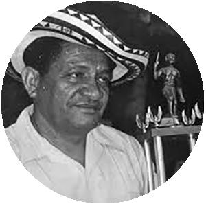 """Luis Enrique Martinez """"el pollo vallenato"""" Rey vallenato 1973"""