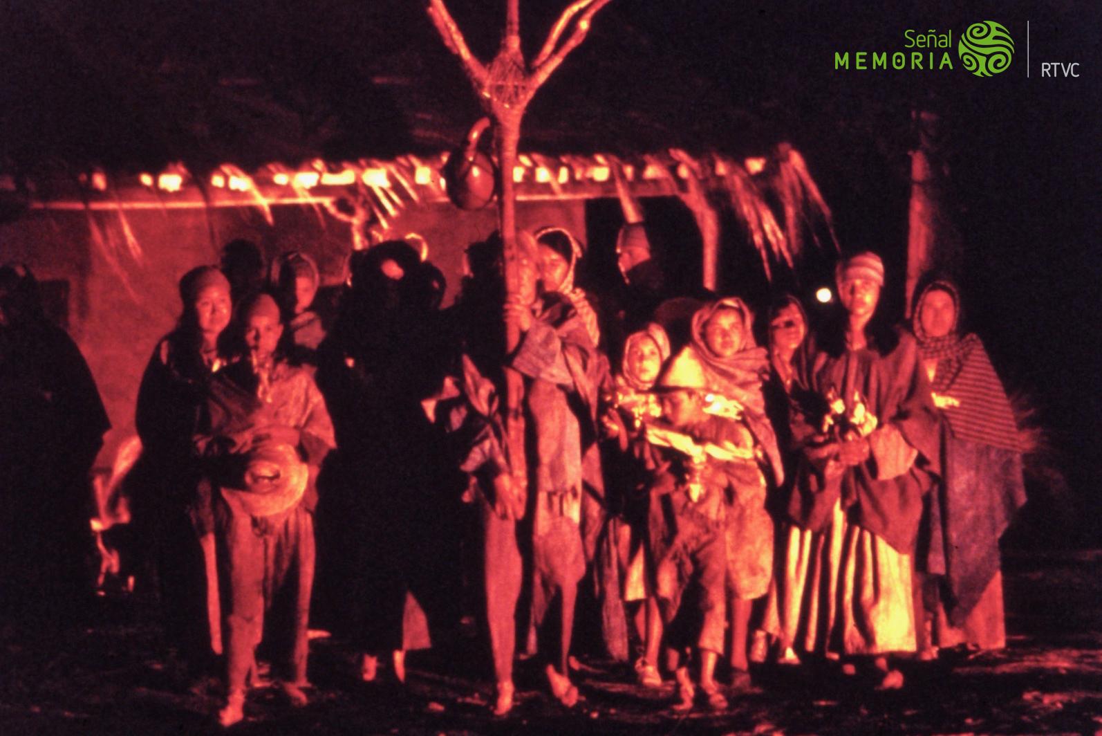 Archivo fotográfico del telefilme El alma del maíz