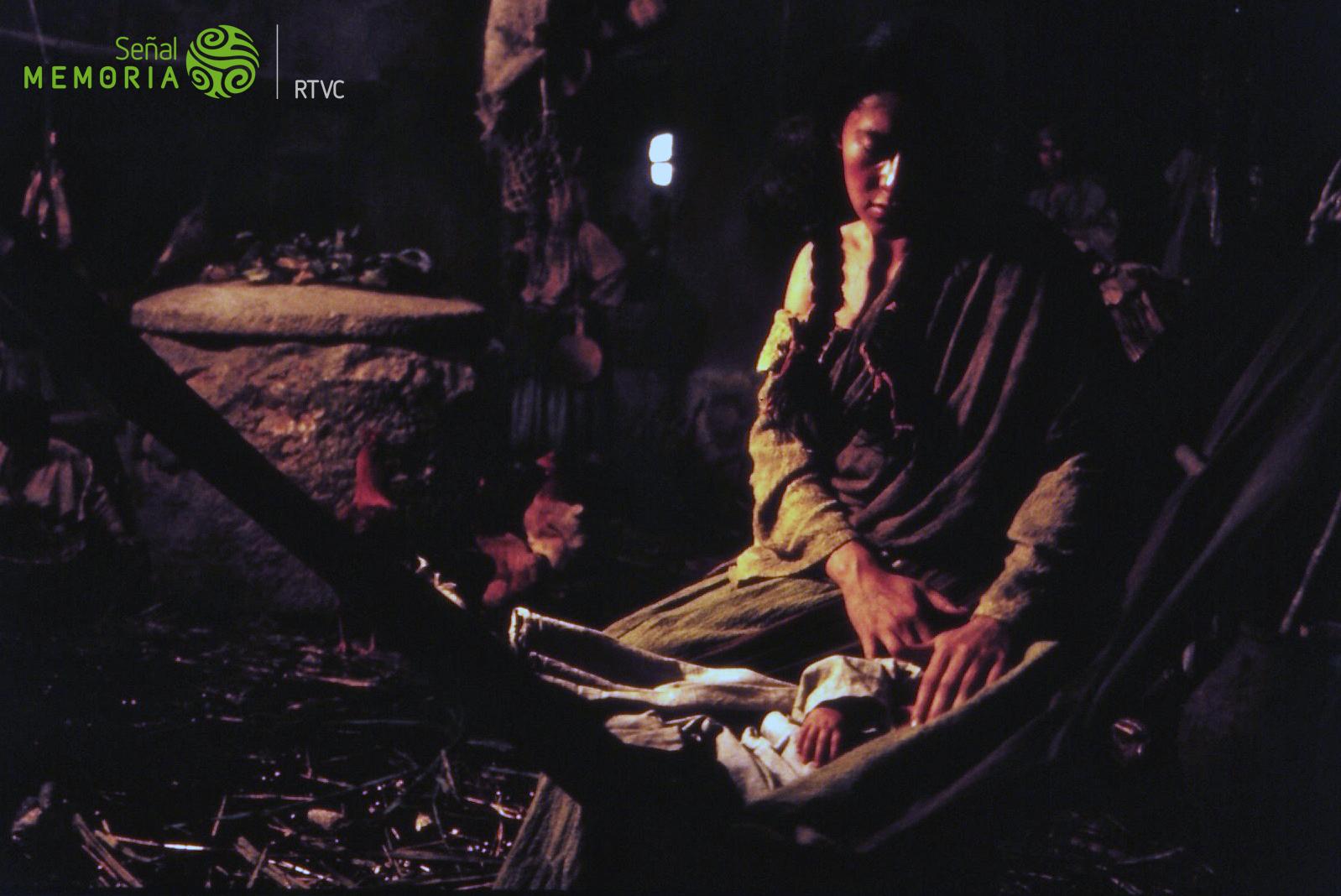 Archivo fotográfico telefilme El alma del maíz