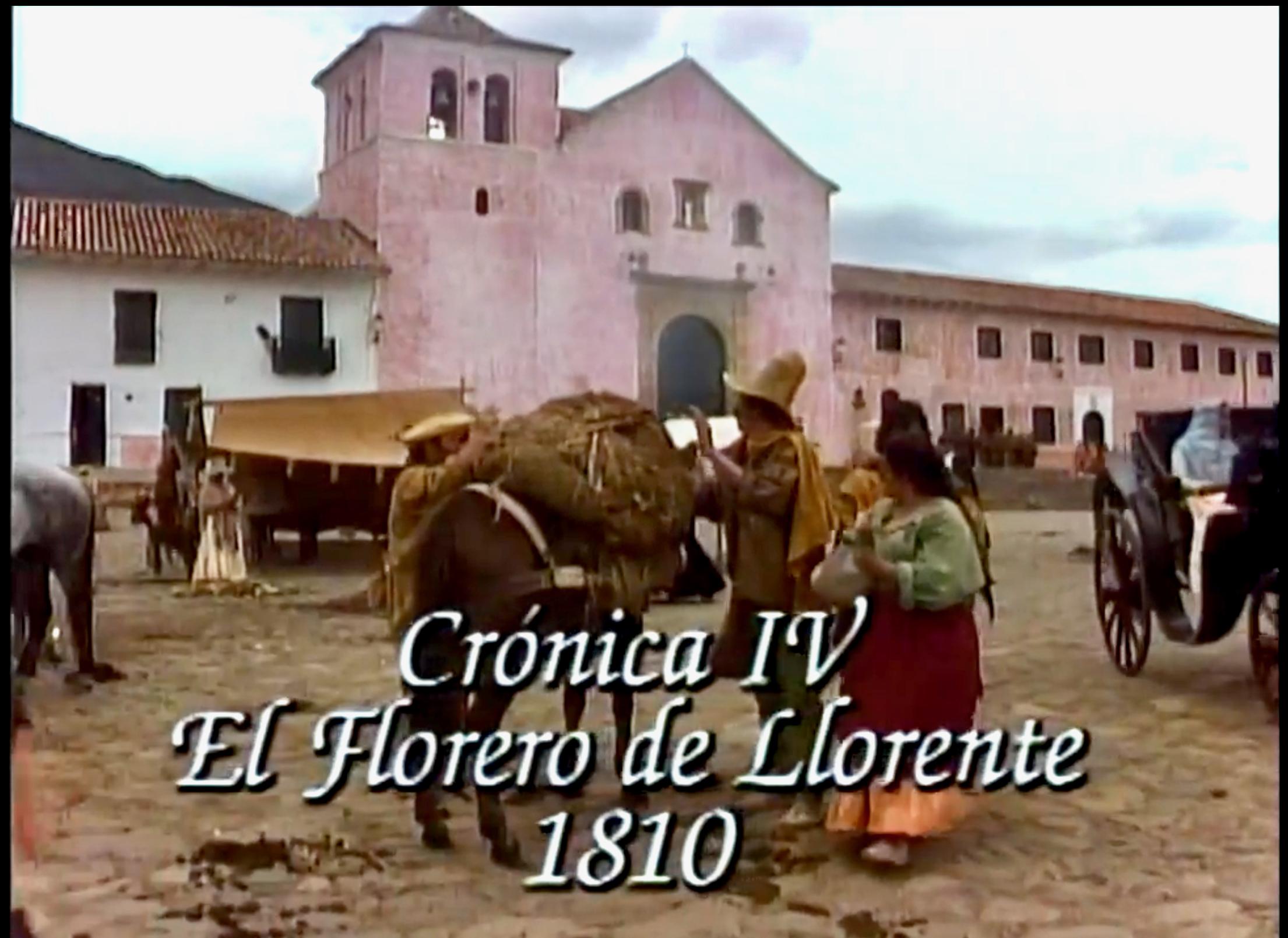 cronicas el florero