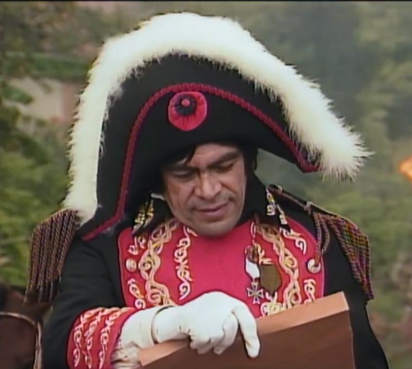 Waldo Urrego como Pablo Morillo