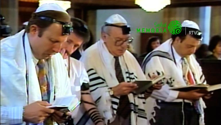 judios en la sereie inmigrantes