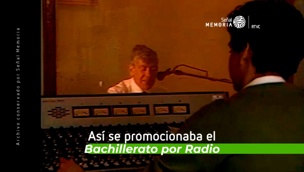 Bachillerato por Radio