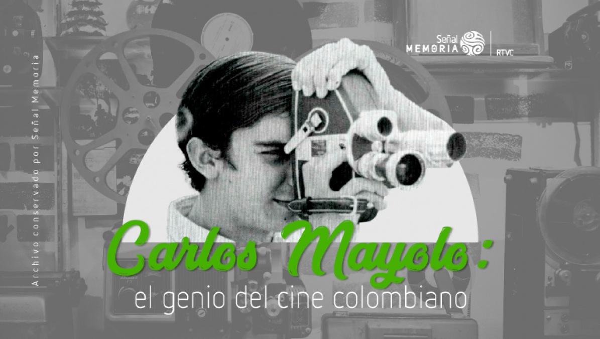 vida y obra de Carlos mayolo