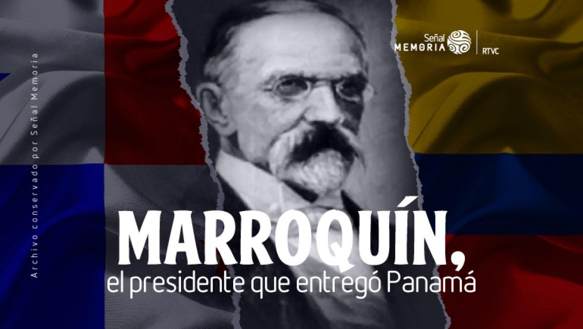 Marroquín, presidente de Colombia