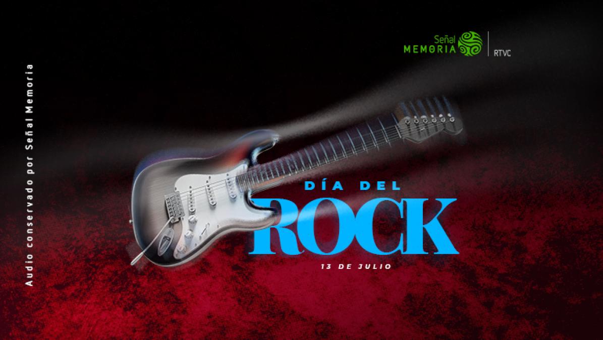 pioneros del rock colombiano en la radio