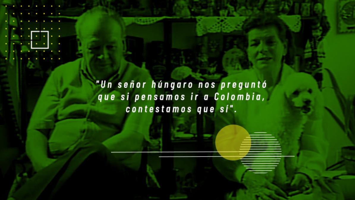 Comunidades húngaras en Colombia