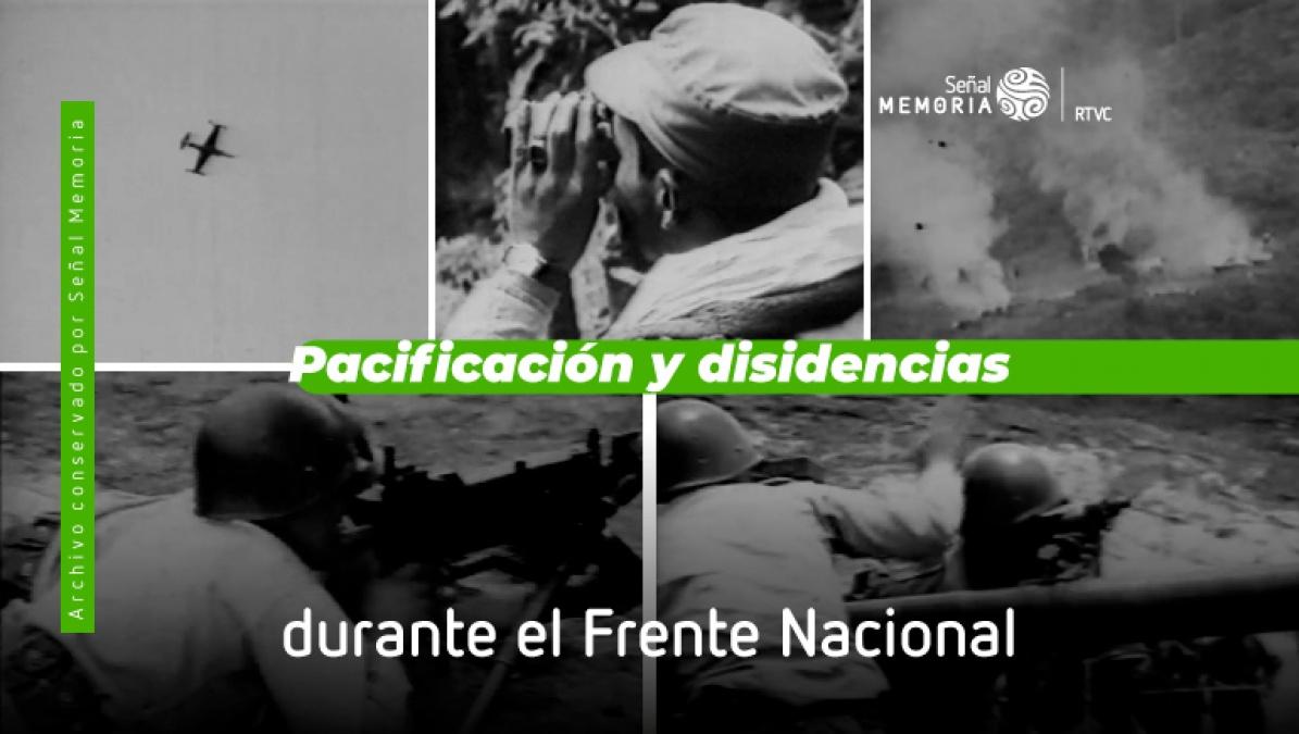 Pacificación del Frente Nacional