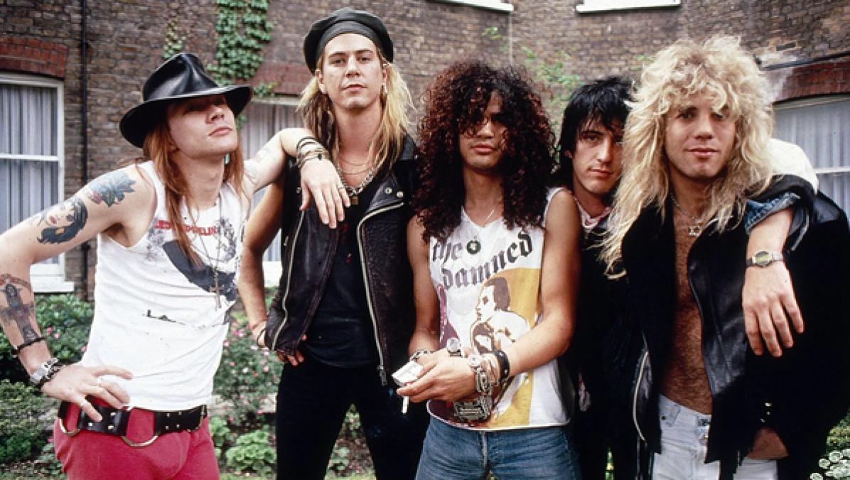 Guns N' Roses y la música clásica