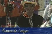Danza de Congos en el Carnaval de Barranquilla