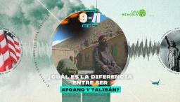 ¿Cuál es la diferencia entre ser afgano y talibán?