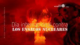 Día ensayos nucleares