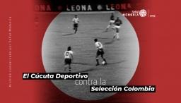 El Cúcuta Deportivo
