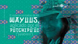 Gráfica indígena wayuu
