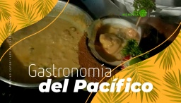 Comida colombiana en la TV pública