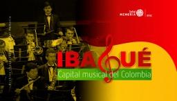 Ibagué, capital del Tolima