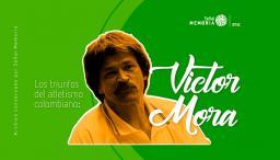 Victor Mora, atleta