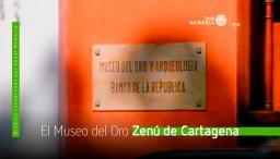 El Museo del Oro Zenú de Cartagena