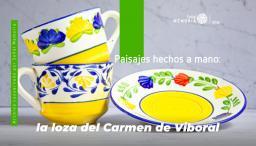 vajillas del Carmen de Viboral