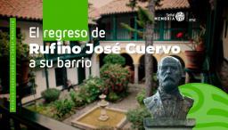fotografía del Instituto Caro y Cuervo