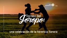 el torneo del Joropo es celebrado en Villavicencio, Meta