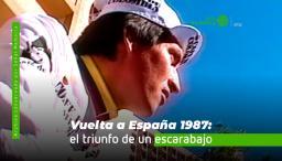 Lucho Herrera y su triunfo en la vuelta a España