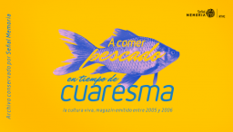 A comer pescado en tiempo de Cuaresma
