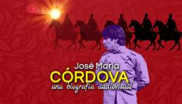 biografía audiovisual de Córdova
