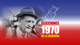 última elección presidencial del Frente Nacional