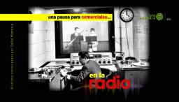 comerciales en la radio