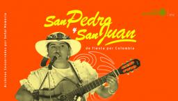 San Juan y San Pedro de fiesta por Colombia