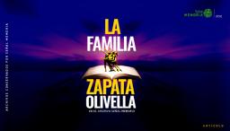 La familia Zapata Olivella en los archivos de Señal Memoria