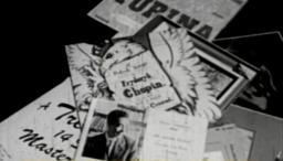 Discos de la fonoteca de la Radiodifusora Nacional en sus 20 años