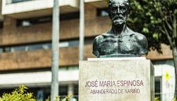 Estatua de José María Espinosa