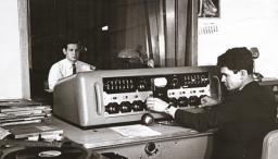 Operador de la Radiodifusora Nacional de Colombia