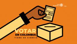 Así se vota en Colombia