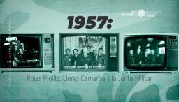 Rojas Pinilla y Lleras Camargo