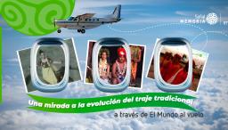 mundo al vuelo