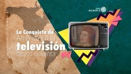La Conquista de América en la televisión