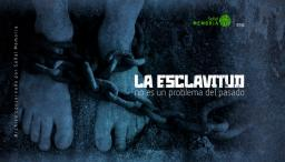 la esclavitud