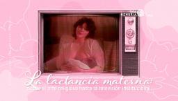 retrato de María cecilia Botero en comercial publicitario
