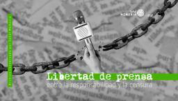 Libertad de prensa. 3 de mayo