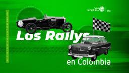 Los rallys en Colombia