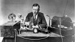 Guillermo Marconi, inventor de la radio