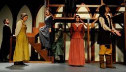 "Foto: Cristina Rodas de ""El Teatro CCI"" en Ecuador"
