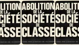 Cartel de mayo 68 (CMDO).