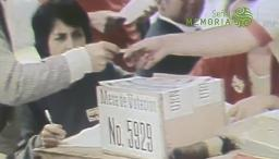 Elecciones en Colombia años 90