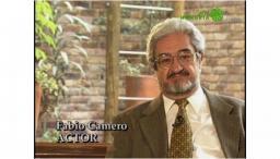 Fabio Camera en el archivo de los medios públicos